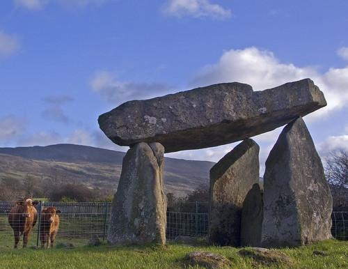 geotagged northernireland megalith dolmen cromlech portaltomb countyarmagh ballykeel geolat54134483 geolon6477384