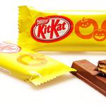 Pumpkin KitKat