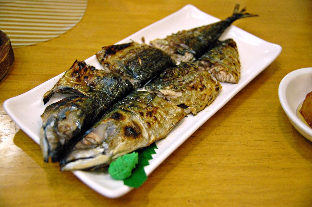 Soslu Uskumru Balığı