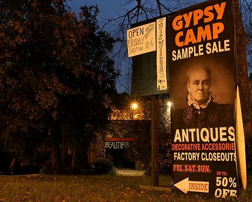 Gypsy Camp Sale