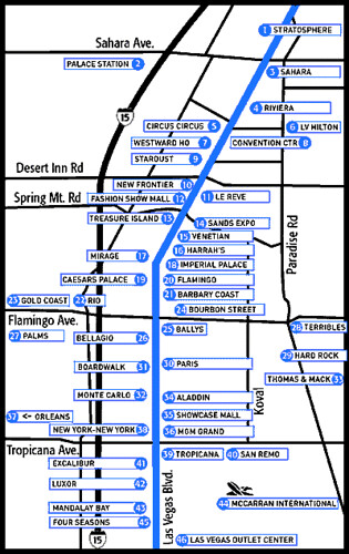 Strip In Las Vegas Map.Las Vegas Strip Hotels Las Vegas Strip Hotels Flickr