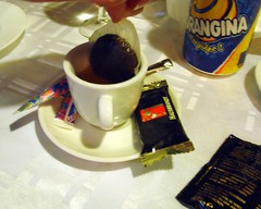 individual coffee packets