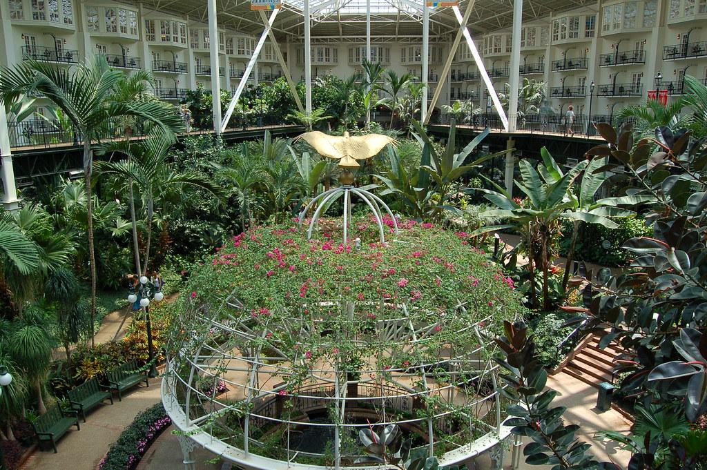 Opryland Resort - Garden Conservatory