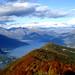 Quel ramo del lago di Como by kenyai