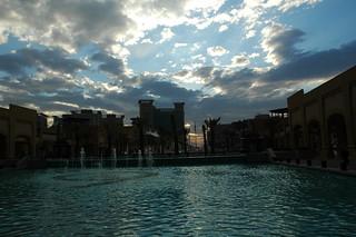 Kuwait- Play of Sky & Water