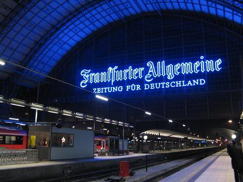 IMG_4123.JPG - Frankfurter Allgemeine Zeitung für Deutschland (seen at Frankfurt Train Station)