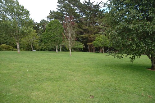LOTR - Harcourt Park in Upper Hutt - Gardens of Isengard