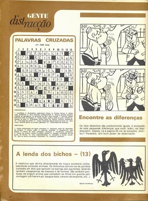 Gente, Nº86, July 1975 - 48