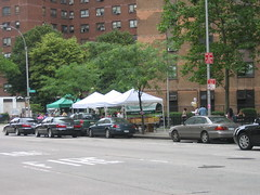 92nd St & 1st Ave Greenmarket Opening