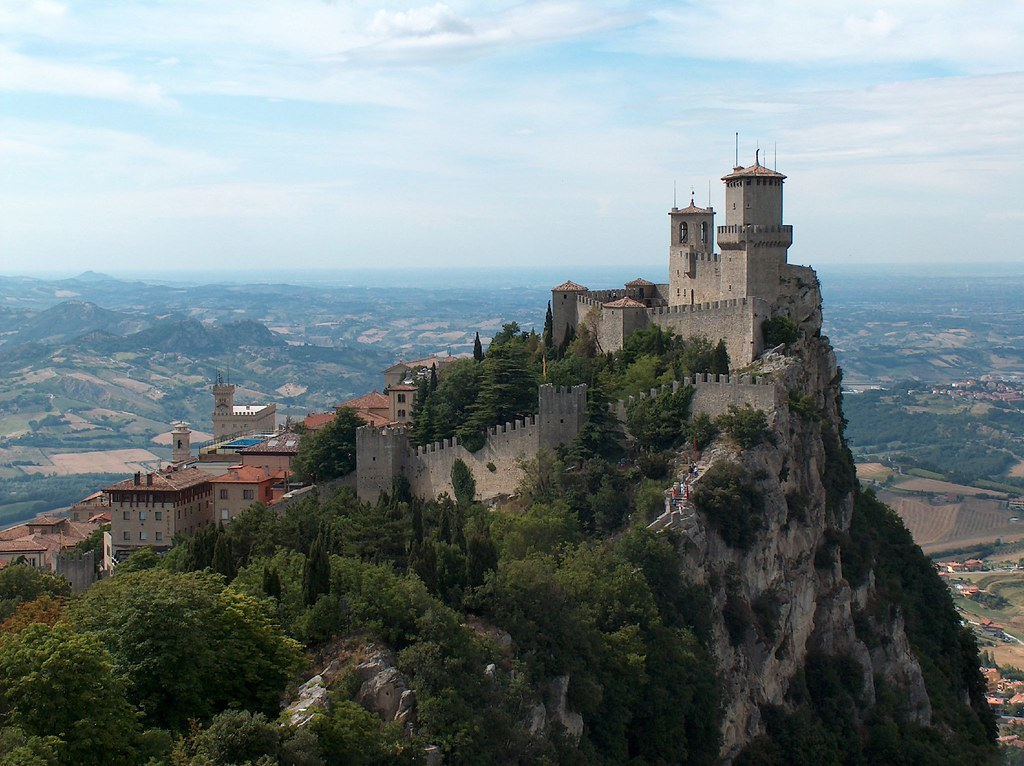 Adriatic Sea Coast: San Marino