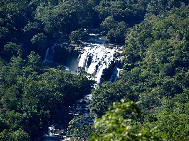 Thoovanam Waterfall near marayur