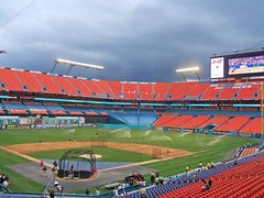 Do you consider the Florida Marlins a playoff contender or a pretender?