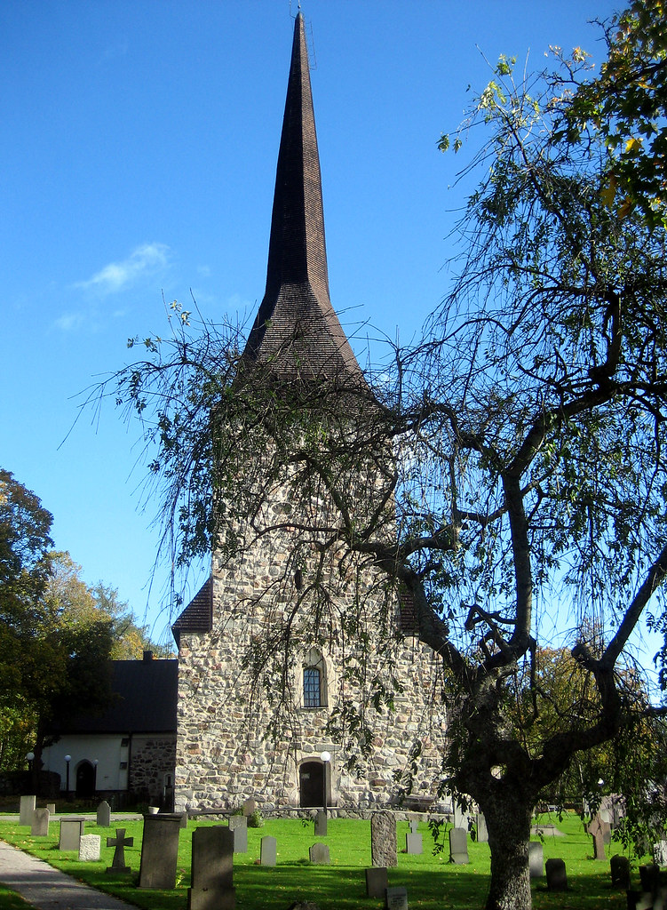 Österhaninge Church