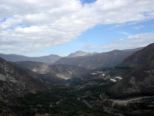 trip sky cloud mountain ecuador view otavalo