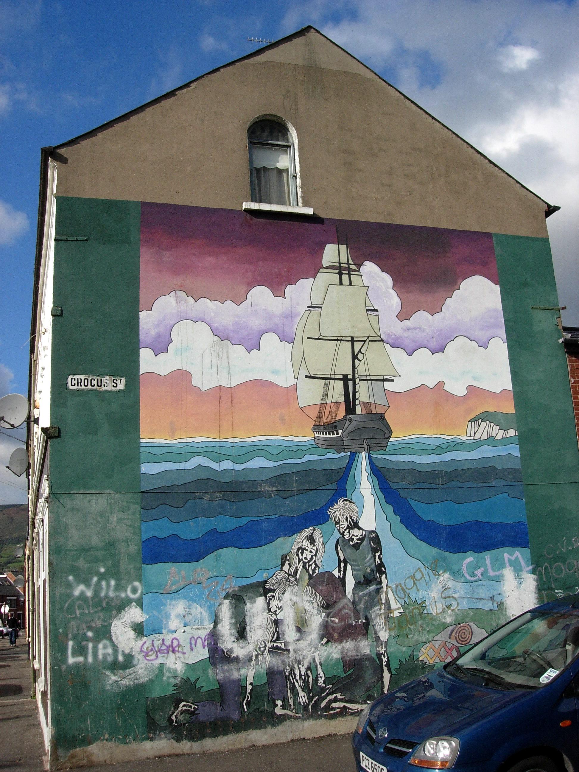 Belfast Republican Tours