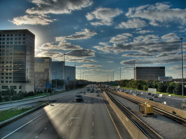 Cumberland at I-90 West HDR