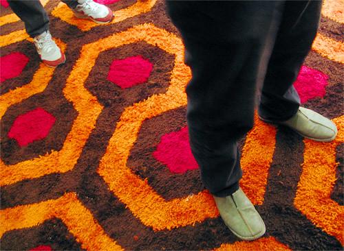 The Shining Carpet Art Installation Flickr Photo Sharing