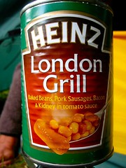 London Grill - the ultimate breakfast in a tin!
