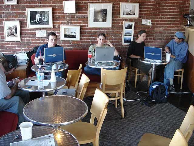 Swork Cafe, Eagle Rock