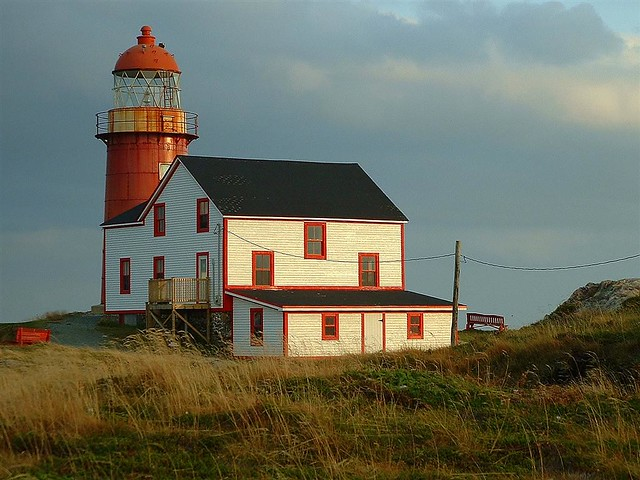 LIGHTHOUSE ON THE DOWNS