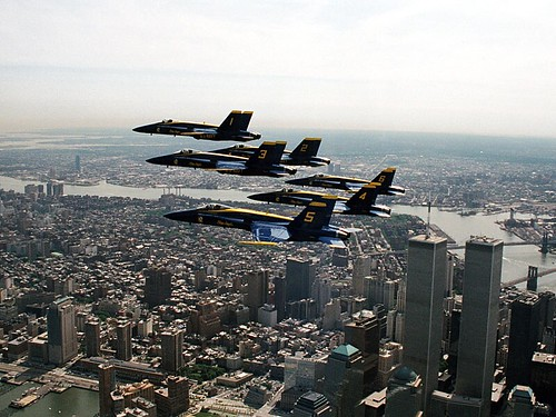 Blue Angels NYC