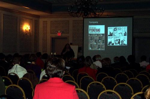 Graphic Novels Presentation
