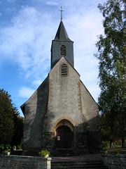 église (GENNETINES,FR03)
