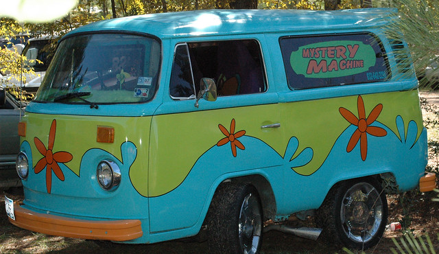 mystery machine pictures