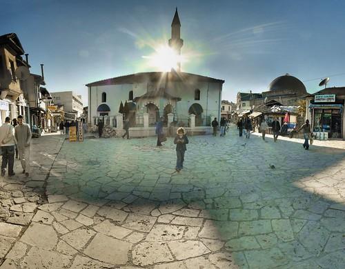 Skopje - quartier turc - 31-10-2006 - 14h19 by Panoramas