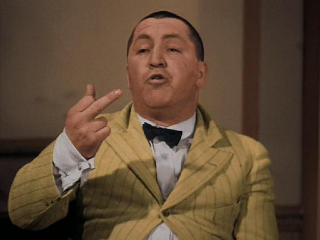 curly howard interview