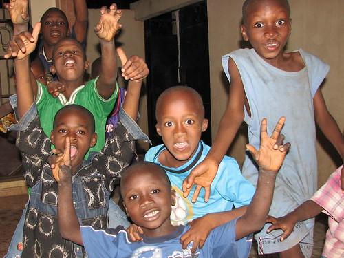 Des enfants de mon quartier de Bamako