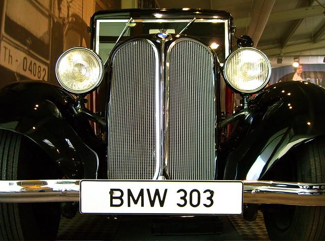 1933 BMW 303 Limousine | Flickr - Photo Sharing!