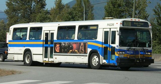 Translink P4226 Pitt Meadows BC 2006_0908
