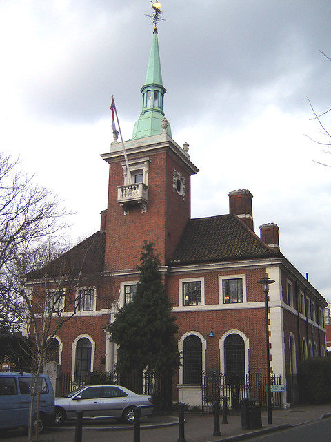 St Olaf's Church, Rotherhithe