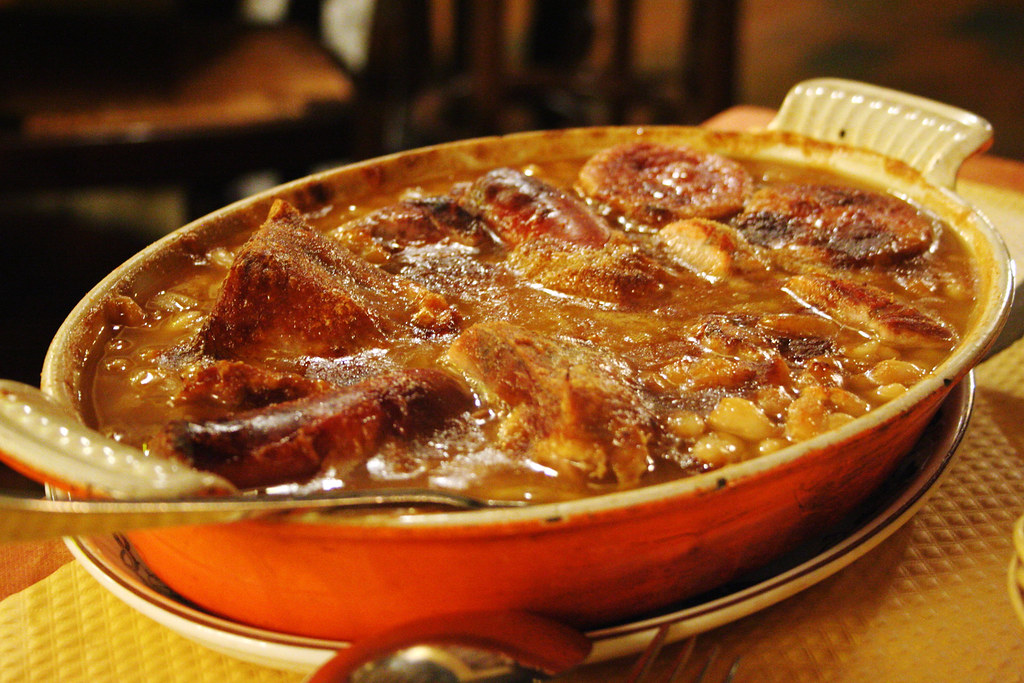 cassoulet for two