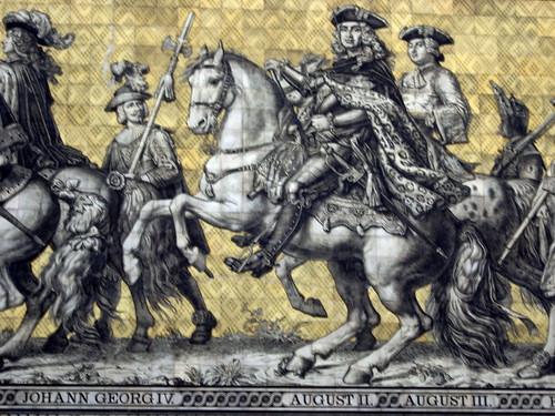 Meissen Historical Wall Dresden
