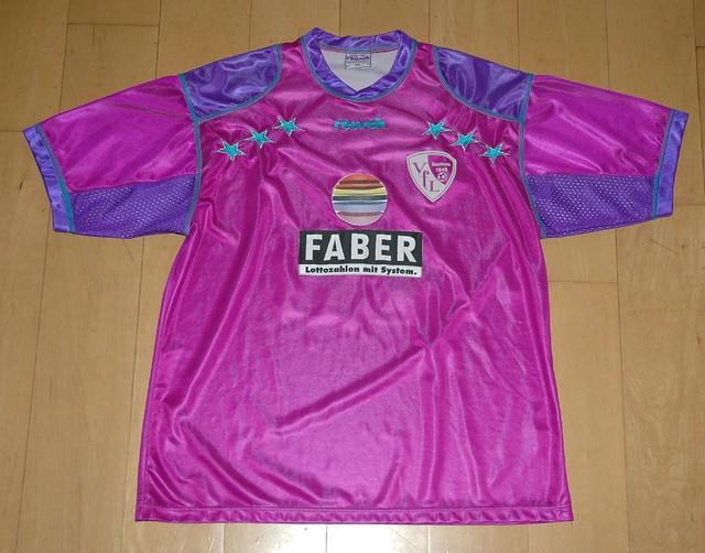 Faber Reusch 93-94 pink-lila Wosz 10 v