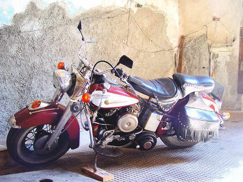 Harley classic!