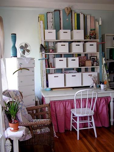 Lavorare da casa: una stanza tutta per sé