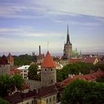 Tallinn View - Estonia
