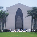 A church in South-Miami