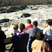 very high flow at great falls, potomac river