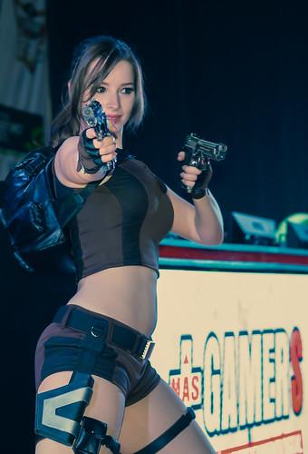 Enji Night (Lara Croft) | Coming soon a folder exclusively ...