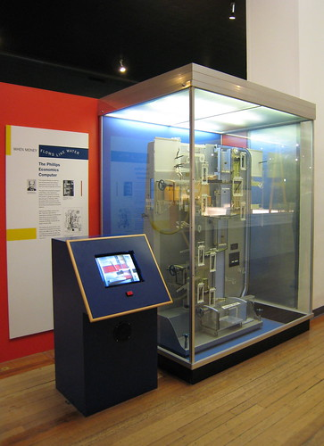 MONIAC computer