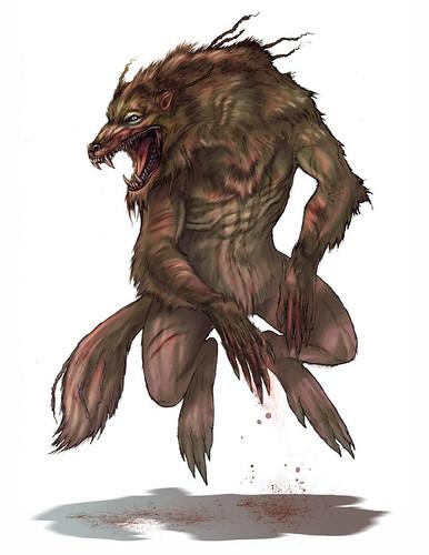 Werewolves fucking jump! (Requiem To A Drunken College Scattergories Game)
