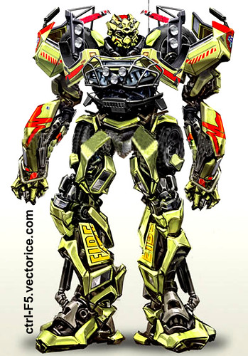 transformers autobot ratchet flickr photo sharing. Black Bedroom Furniture Sets. Home Design Ideas