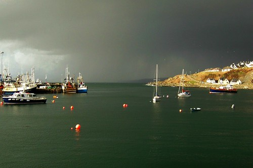 Mallaig   (west of Scotland)