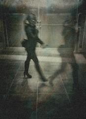 ghost on the run