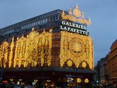 Galéries Laffayette illuminé by Julie70