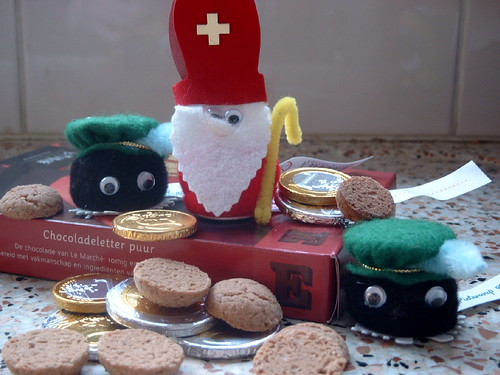 Sinterklaas: december 5
